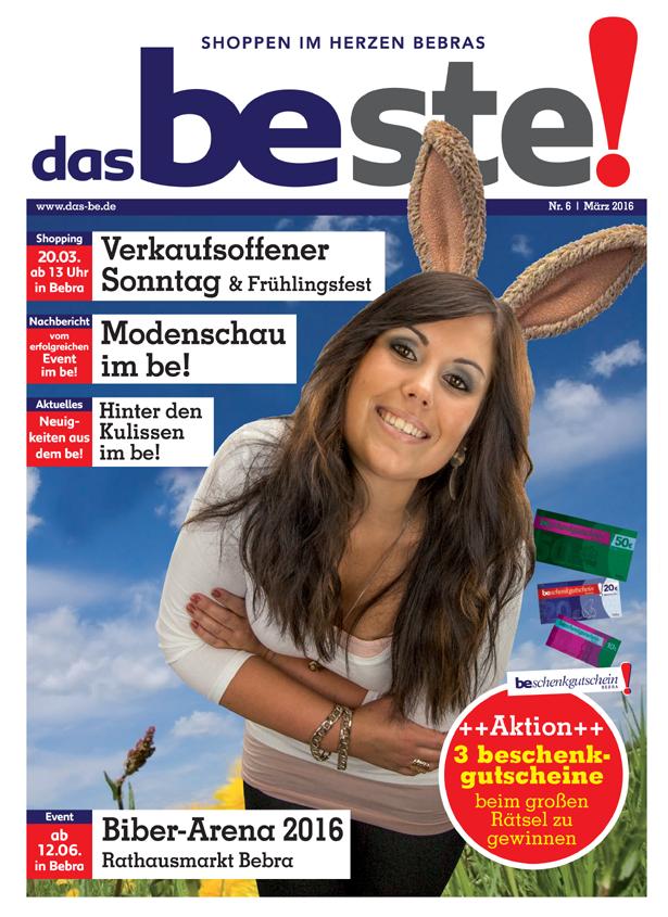 Das beste Ausgabe März 2016